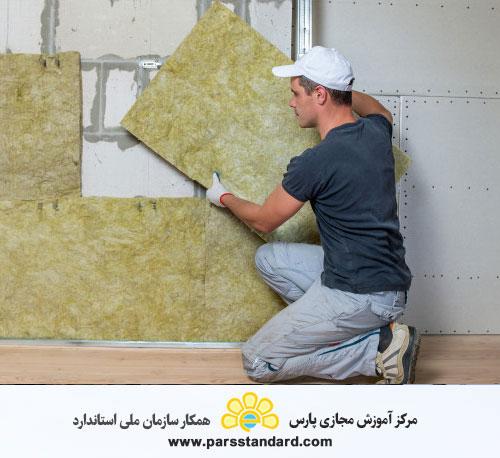 *نصب و کاربرد عایق های انعکاسی در ساختمان ها - آئین کار